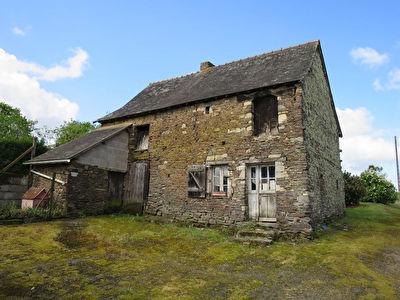 NOUVEAUTE SAINT SENOUX - Maison en pierres a renover - Terrain environ 3538m2