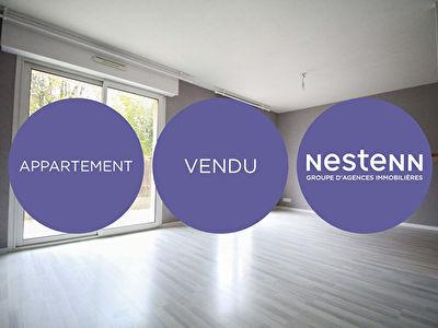 Appartement Chartres De Bretagne 2 pieces plein centre 46.30 m2