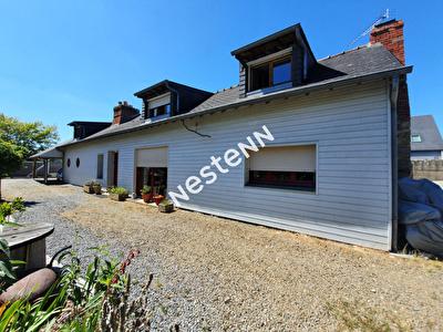 A vendre maison centre LIFFRE 7 pieces 4 chambres