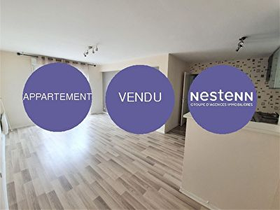 A vendre appartement Betton 3 pieces 56 m2.