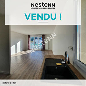 Appartement Betton 4 pieces lumineux, 3 chambres