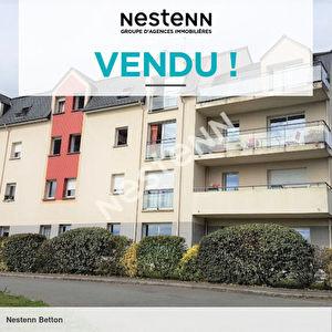 Appartement Saint Aubin D Aubigne Centre 3 pieces
