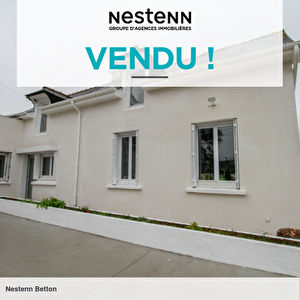 A vendre maison 6 pieces 4 chambres 107m2 (134m2 au sol) campagne Betton