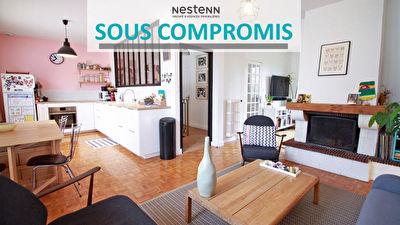 Maison hyper centre Bruz - 5 pieces 135 m2 - Terrain 450m2