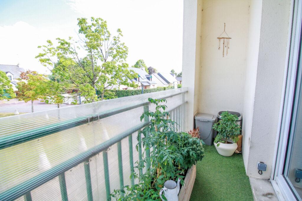 Appartement duplex centre Chartres De Bretagne - 2 pièce(s) 52 m2