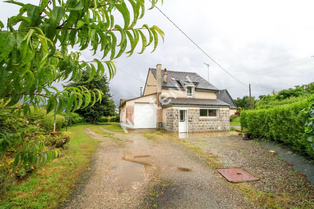 Maison A RENOVER en pierre - Bruz 5 pièce(s) 93 m2 (+ 67 m2 possibles) - Terrain 730 m2