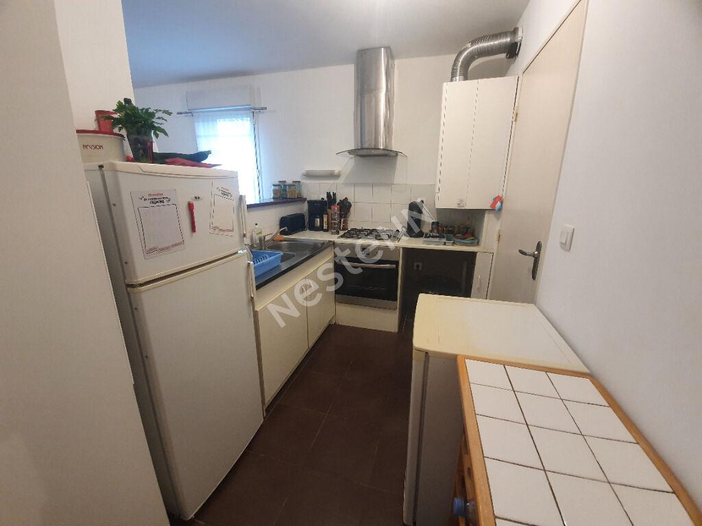 A vendre appartement rez-de-jardin 3 pièces 67 m2 et 70 m² de jardin