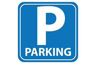 Parking residence securisee