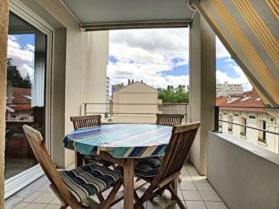 Appartement Saint Etienne Bergson T5  94.91 m2+ garage+ terrasse