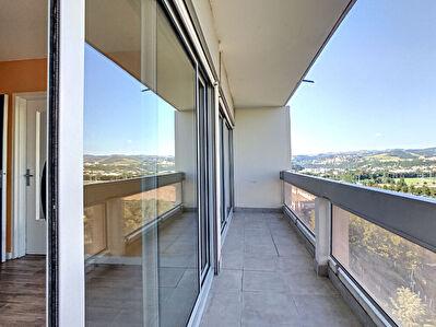 SAINT ETIENNE BERGSON - Appartement  T3 avec 2 balcons