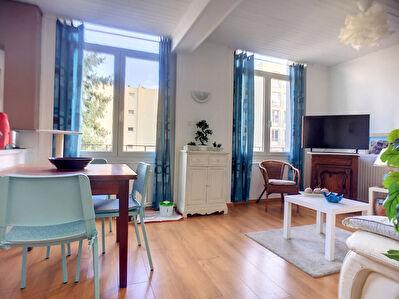 Appartement Saint Etienne 3 pieces Duplex inverse colline Vivaraize + Stationnement