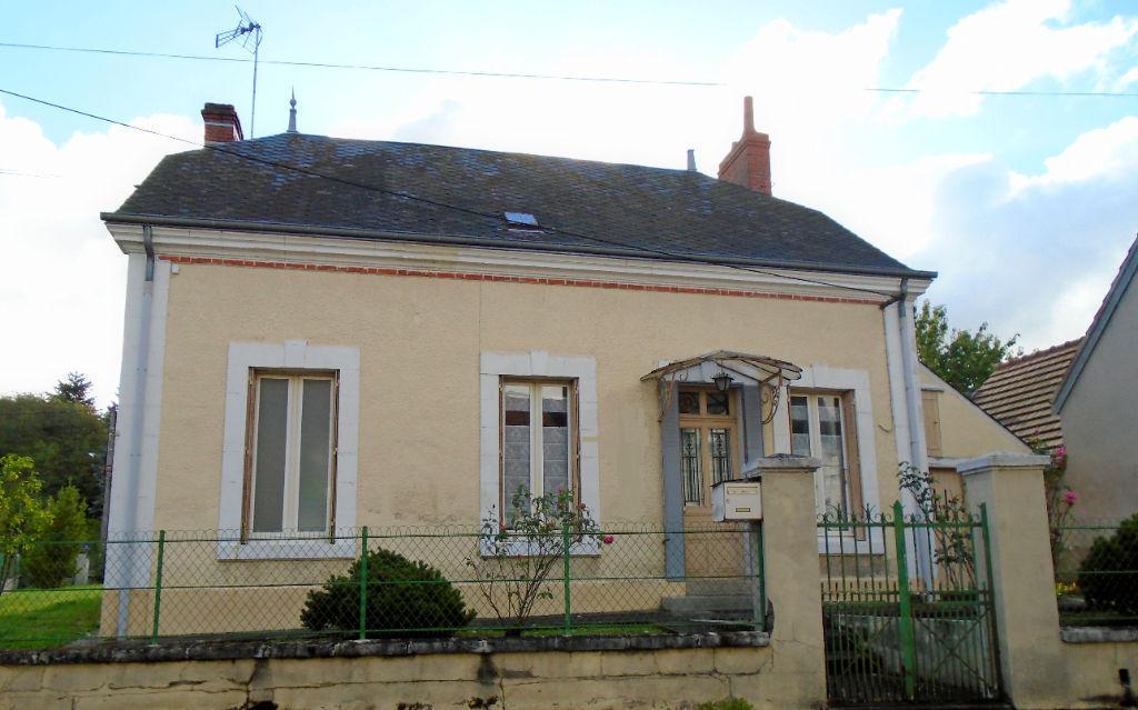 Charmante maison de plain pied, VALENCAY (36)
