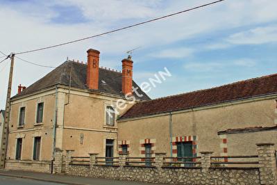 Maison Selles Sur Cher (LOIR ET CHER 41)
