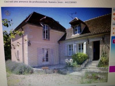 Maison Nucourt 6 pieces 170 m2