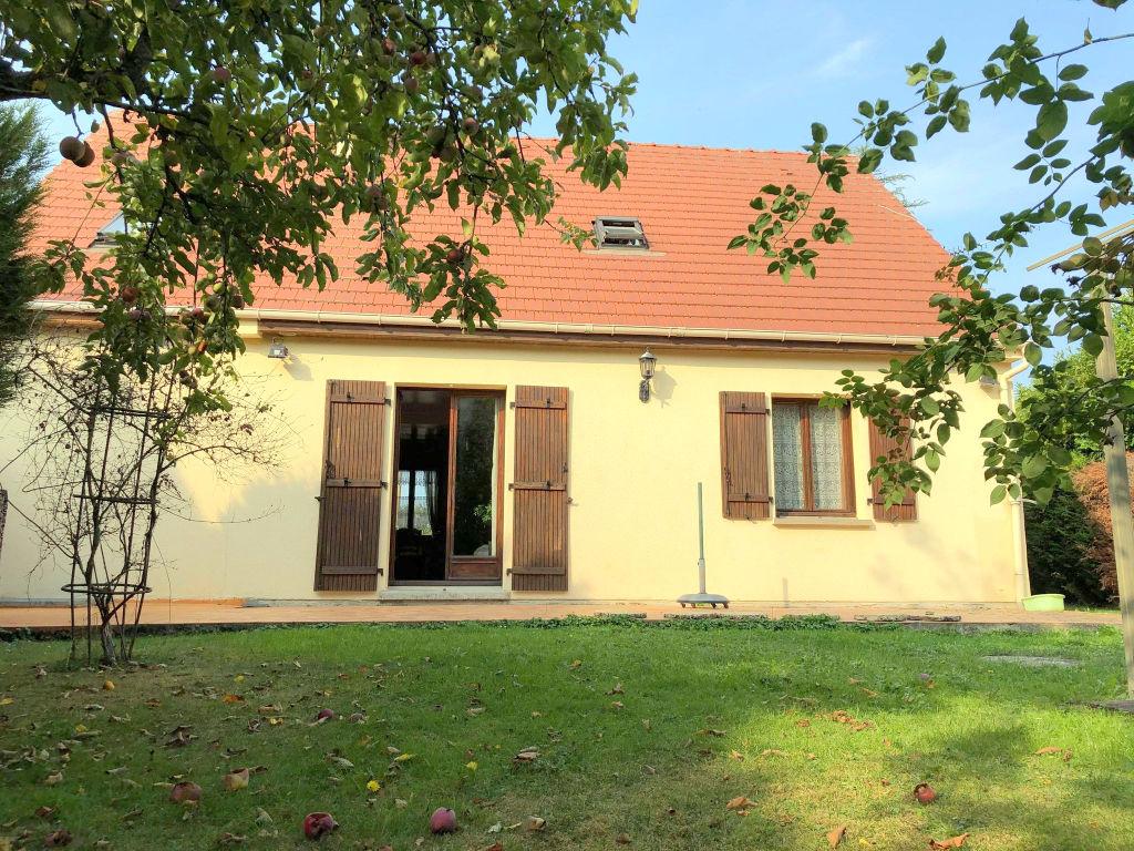 Maison Chaumont En Vexin 6 pièce(s) 106.58 m2
