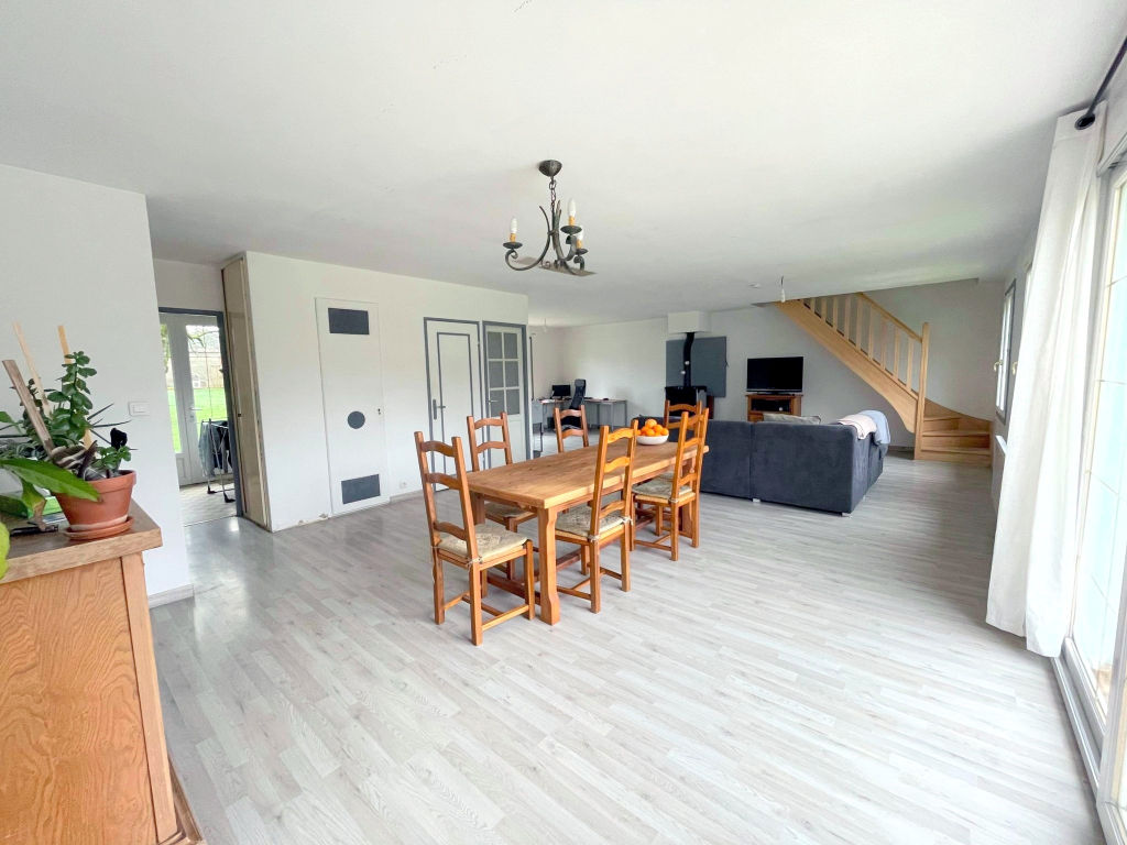 Maison Chaumont En Vexin 6 pièce(s) 116 m2