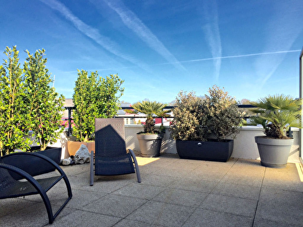 Appartement Plescop T4 94 m2 terrasse