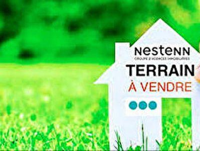 terrain a vendre, vannes nord, proche commerces, bus, ecoles, non viabilise, terrain constructible