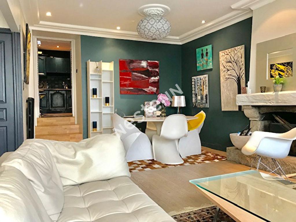 photos n°1 Maison de ville de 130 m² , Le Port de VANNES proximité des commerces, bus, écoles à pied