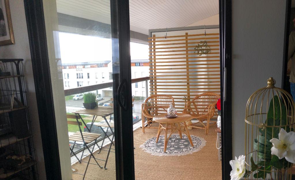 photos n°1 Appartement Vannes 2 pièces 47 m² avec balcon, ascenseur