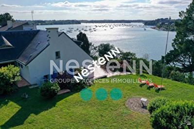 Propriete de prestige a Arradon Golfe du Morbihan avec Vue