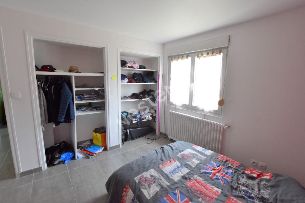 Maison 4 chambres avec jardin à Saint-Avé