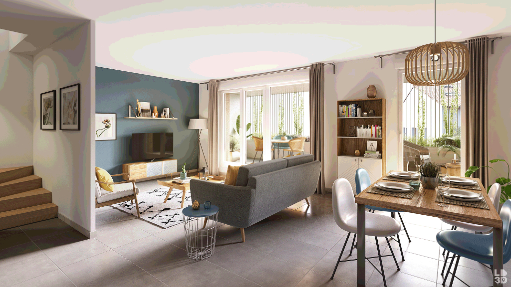 vente appartement de luxe 33400 talence