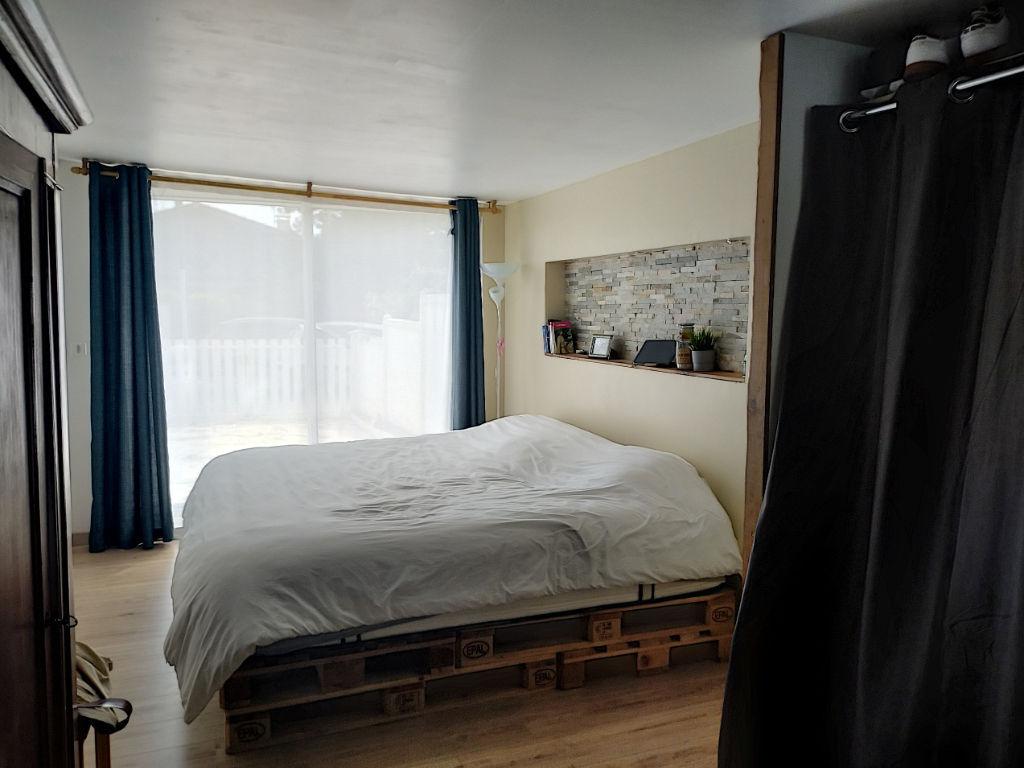 Maison de plain-pied de 3 chambres
