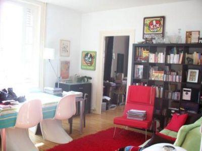 Appartement Pierres Bordeaux Saint Bruno 3 pieces Parquet