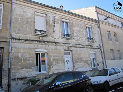 Appartement Bordeaux 2 pieces Immeuble en pierres