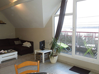 Appartement La Richardais T2 45 m2 Duplex
