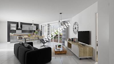 Maison moderne 5 pieces 94 m2 a 10 minutes de La Rochelle