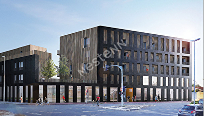 La Rochelle - Proche centre ville - Appartement 4 pieces - 77 m2 - Dernier etage