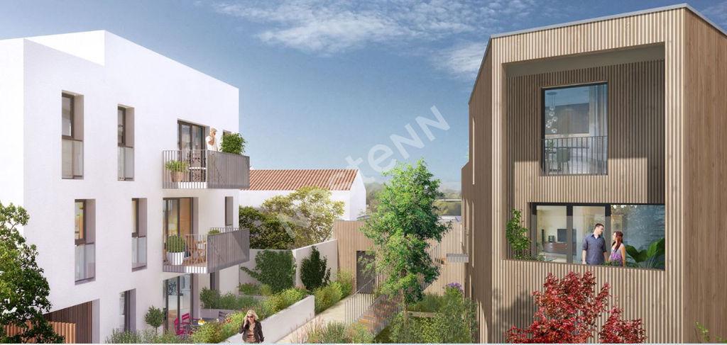 Appartement La Rochelle 4 pièces 84m2