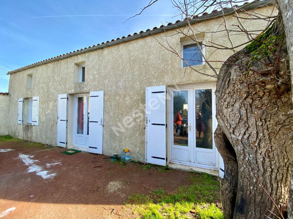 Rare - Maison à rénover - au calme - Nieul/Mer - le Payaud