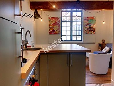 Appartement meuble 2 pieces 39 m2 Centre Historique de La Rochelle