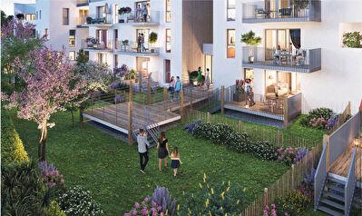 Appartement La Rochelle 4 pieces 92m2