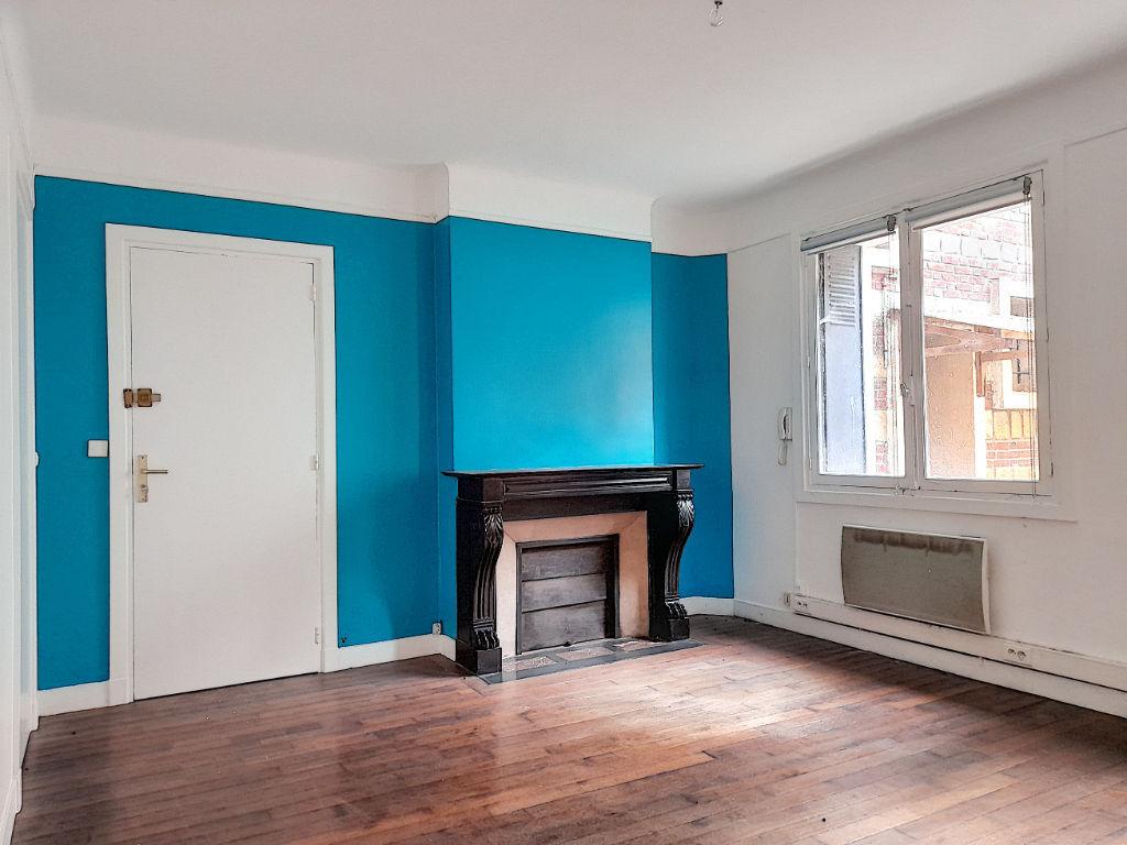 Appartement au rez-de-chaussée Lisieux 2 pièces d'environ 55 m²