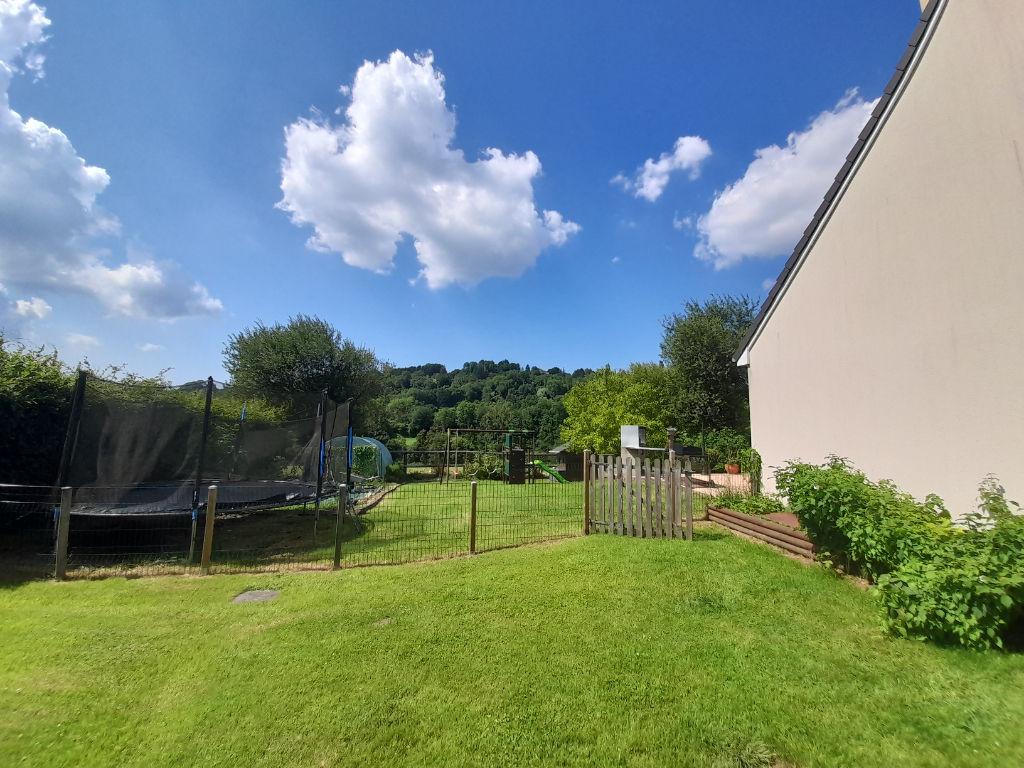 Maison à vendre sur l'axe Lisieux / Caen, 123 m², 4chambres, terrain de 1500 m².