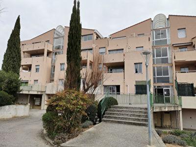 Appartement de type 2 a proximite du centre ville