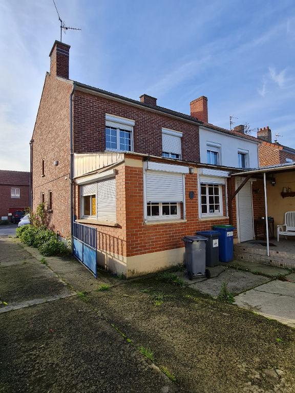 Maison Flers En Escrebieux 5 pièce(s) 98 m2 dans un secteur prisé avec garage de + de 55m².