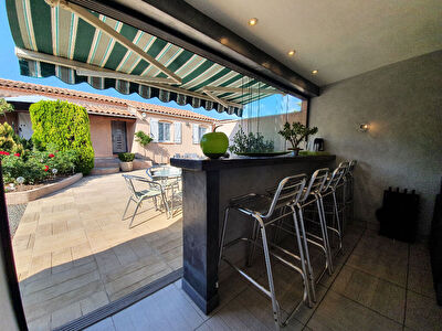 Maison Istres 4 pieces, 90m2, Garage, Piscine