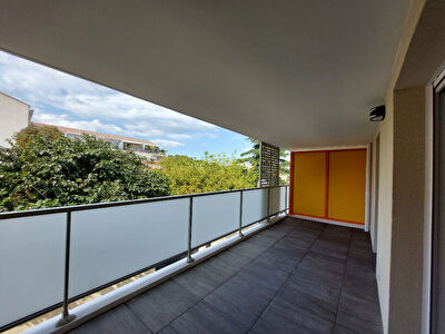 Appartement Neuf Istres 2 pieces 48 m2