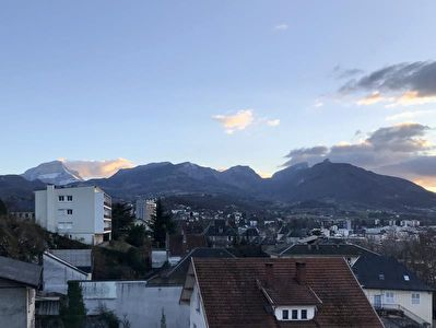 APPARTEMENT CHAMBERY - 4 pieces - 60.89 m2