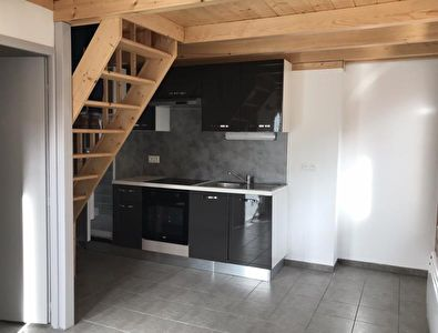 APPARTEMENT CHAMBERY - 2 pieces - 35.22 m2