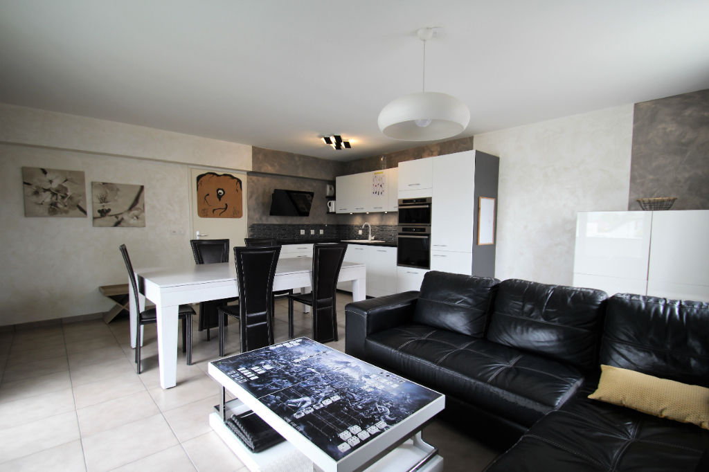 Appartement Chambery 3 pièces