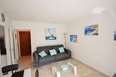 Appartement  Meuble Nice Riquier 1 piece 28.93 m2