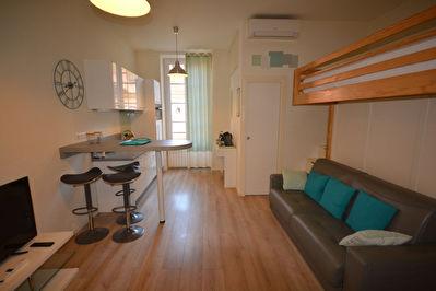 Appartement Nice 1 piece 27.32 m2