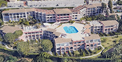 Appartement Villefranche Sur Mer 1 piece 21 m2