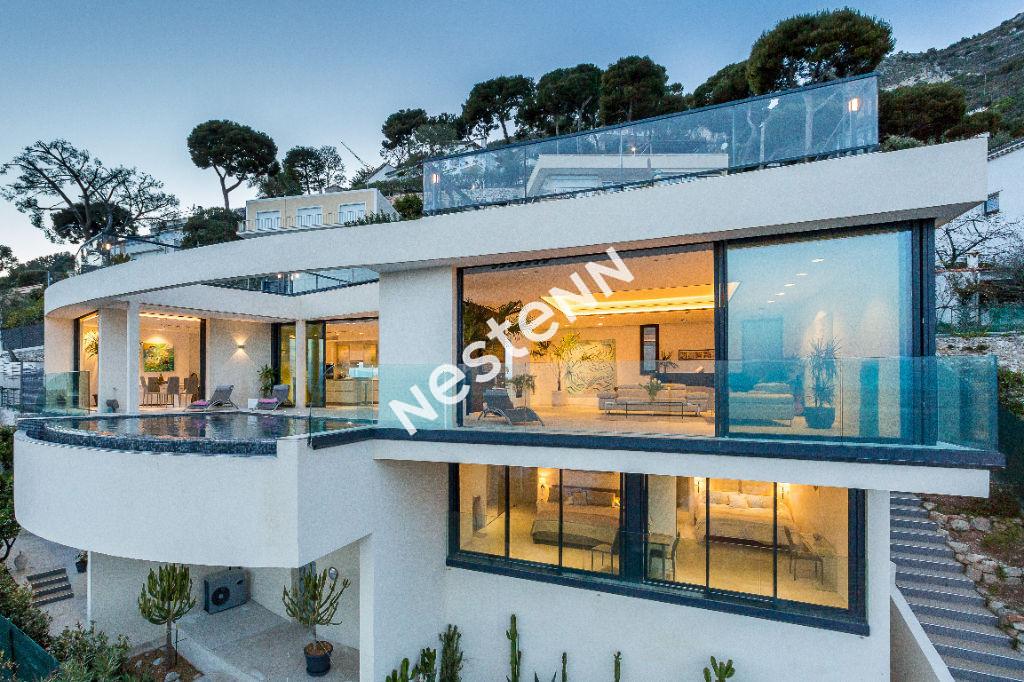 location maison de luxe 06360 eze